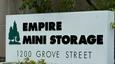 Healdsburg CA Empire Mini Storage
